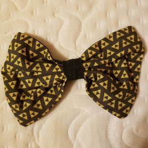 Legend of Zelda hair bow